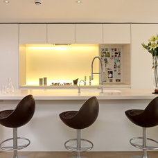 Contemporary Kitchen by sporadicSPACE