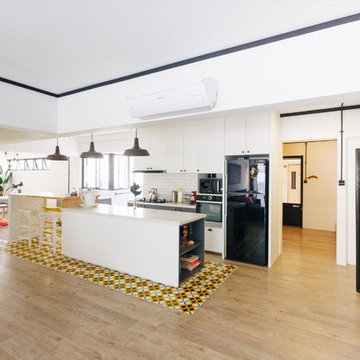 House @ Serangoon Ave 2 (Designed by Jade Cham of The Local INN.terior