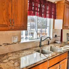 Traditional Kitchen by L Marie Interior Design