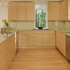Contemporary Kitchen by Auerbach Architects