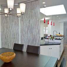 Contemporary Kitchen by HOUSEworks Design/Build General Contractor