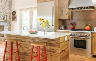 Sassafras and Copper Warm This Tennessee Kitchen