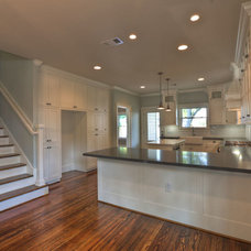 Craftsman Kitchen by Front Porch Properties