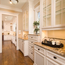 Traditional Kitchen by Collaborative Design Group-Architects & Interiors