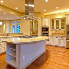 Contemporary Kitchen by Sweetlake Interior Design LLC