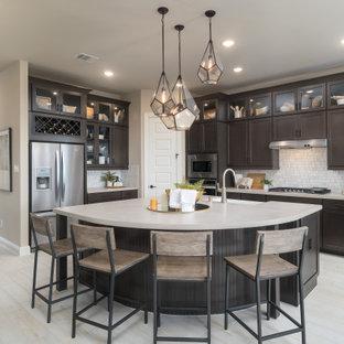 Houston, Texas | Tamarron - Premier Rosewood Kitchen