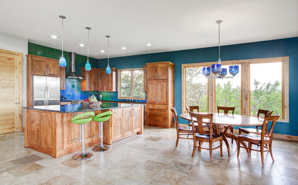 Contemporary Kitchen by Kailey J. Flynn Photography