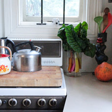 Eclectic Kitchen by Lisa Sorgini