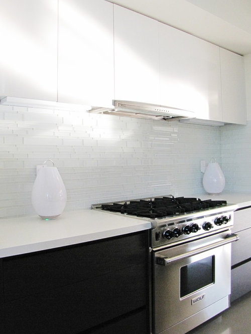 SaveEmail - Clear Glass Backsplash Ideas, Pictures, Remodel And Decor