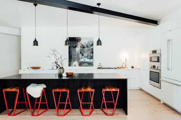 Contemporary Kitchen by Park City Design Build
