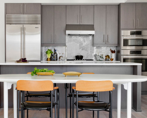 Modern DC Metro Kitchen Design Ideas & Remodel Pictures | Houzz