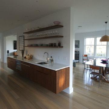 Houzz Tour: Modern Farmhouse in the Hamptons