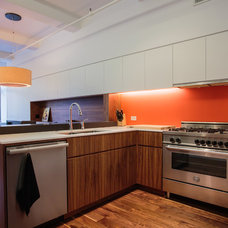Contemporary Kitchen by Raad Studio