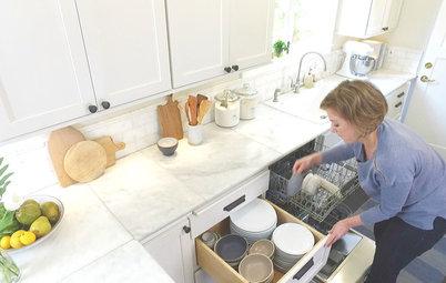 Houzz TV: Create a Dishwasher Strategy