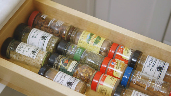 Kitchen Houzz TV: Junk Drawer to Spice Drawer