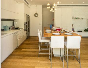 Hover House in Neve Monoson by Daniel Arev architectural studio
