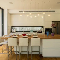 Modern Kitchen by Daniel Arev Architecture Studio