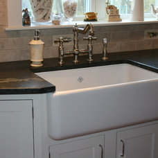 Traditional Kitchen by Remodeling Masters