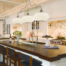Farmhouse Kitchen by Littman Bros Lighting