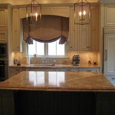 Traditional Kitchen by Adda Carpets & Flooring/Huey Brown's Kitchens