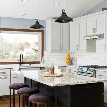 Hugo Kitchen & Main Level Renovation