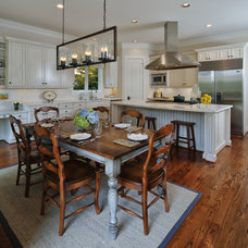 Traditional Kitchen by Laura Manchee Designs