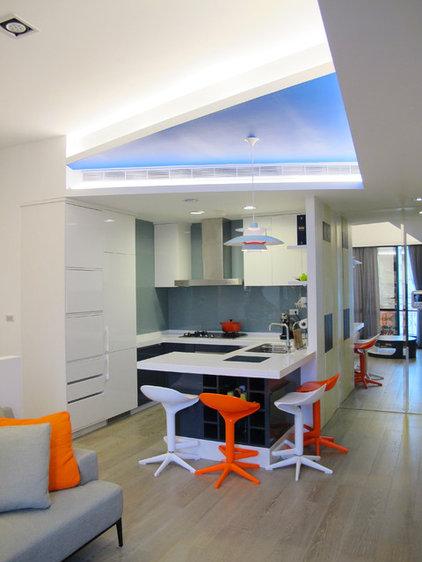 Modern Kitchen by 9G DESIGN