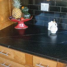 Kitchen by Humming Bird Soapstone