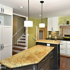 Greener Pastures - Traditional - Kitchen - Charlotte - by ...
