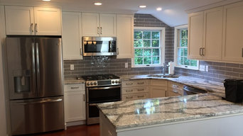 Hunt Meadows - Transitional Kitchen