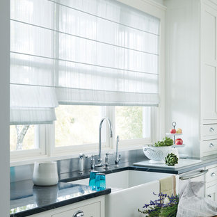 Roman Shades For Kitchens Ideas | Houzz
