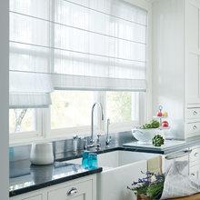 Kitchen Window Coverings