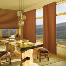 Modern Kitchen by Reiver Floor & Window Coverings