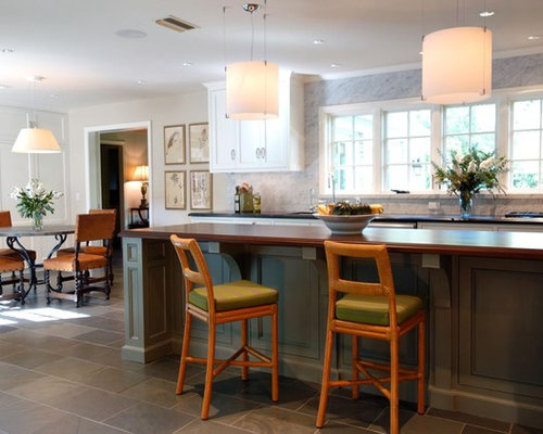 English Style Kitchen | Houzz