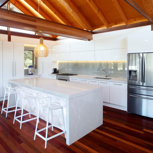 Alpine mist houzz for Kitchen designs newcastle nsw