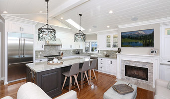 Huntington Beach Cape Cod Kitchen