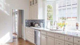 Huntington Beach Kitchen, Nook and Family Room