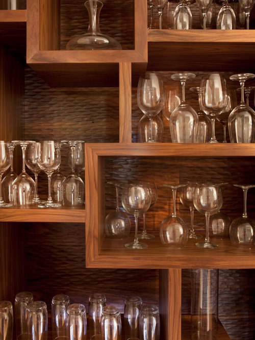 Wine Glass Storage Houzz