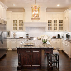 Traditional Kitchen by Craig Ranch Texas