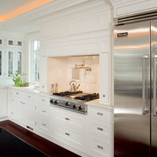 Traditional Kitchen Cabinetry by Jesse Bay Cabinet Co.
