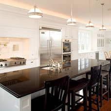 Traditional Kitchen Islands And Kitchen Carts by Jesse Bay Cabinet Co.