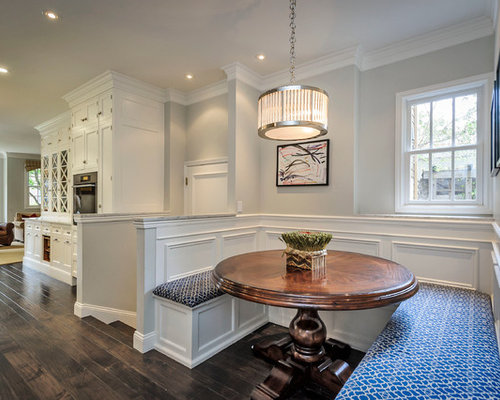 Wainscoting Kitchen Design Ideas & Remodel Pictures | Houzz