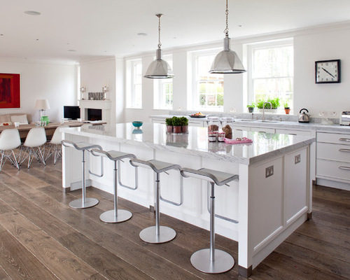 Wide Plank Laminate Flooring | Houzz