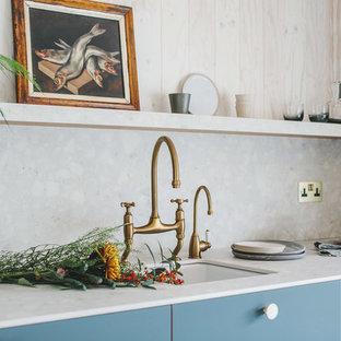 Husk Bristol Showroom Kitchen