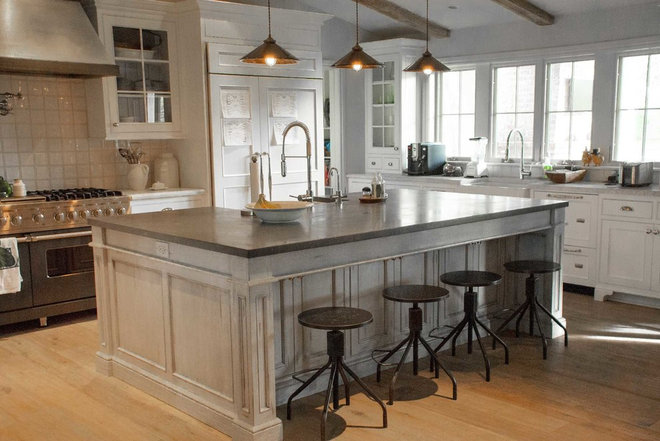 Traditional Kitchen by Northman Marble & Granite
