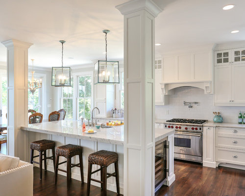 Kitchen Columns Ideas Pictures Remodel And Decor