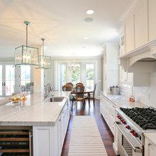 Traditional Kitchen by Matthew Bolt Graphic Design