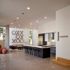 Contemporary Kitchen by Collaborative Designworks