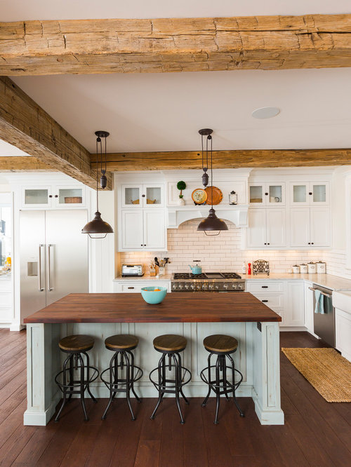 Farmhouse Kitchen Design Ideas & Remodel Pictures
