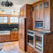 Craftsman Kitchen by Orion Design, Inc.